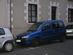 Citroën Berlingo Tours