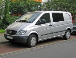 Mercedes Vito Paris 10e Arrondissement