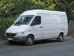 Mercedes Sprinter Bordeaux
