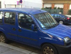 Fiat Doblo Paris 19e Arrondissement