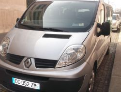 Renault Trafic Paris 20e Arrondissement