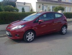 Ford Fiesta Paris 10e Arrondissement