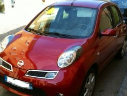 Nissan Micra Messimy