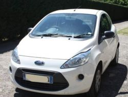 Ford Ka Bordeaux