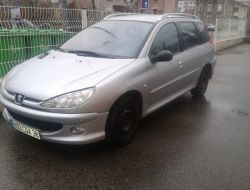 Peugeot 206 Seyssinet-Pariset