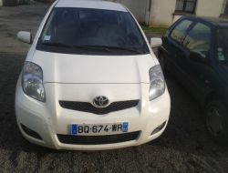 Toyota Yaris Charly-sur-Marne