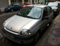 Renault Clio Paris 12e Arrondissement