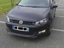 Volkswagen Polo Bordeaux