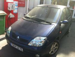 Renault Scenic Paris 15e Arrondissement