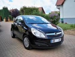 Opel Corsa Paris 15e Arrondissement