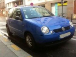Volkswagen Lupo Paris 12e Arrondissement