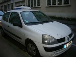 Renault Clio Angers