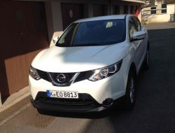 Nissan Qashqai Paris 16e Arrondissement