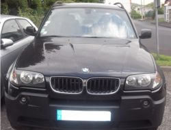 location voiture particulier bmw x3 clermont ferrand 63000. Black Bedroom Furniture Sets. Home Design Ideas