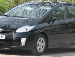 Toyota Prius Colombes