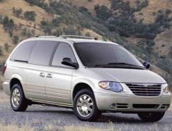 Chrysler Grand Voyager Montreuil