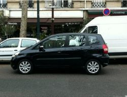 Honda Jazz Paris 14e Arrondissement
