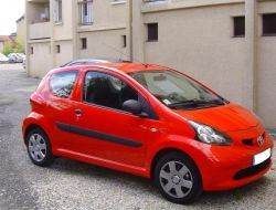 Toyota Aygo Montreuil