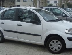 Citroën C3 Bordeaux