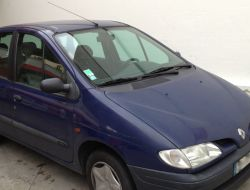 Renault Scenic Paris 12e Arrondissement