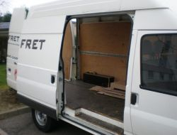 Ford Transit Le Havre