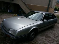 Citroën CX Seyssinet-Pariset