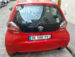 Toyota Aygo Paris 14e Arrondissement