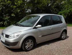 Renault Scenic Paris 20e Arrondissement