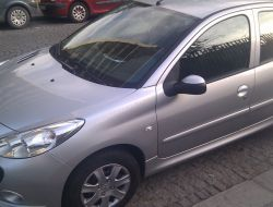 Peugeot 206 Paris 13e Arrondissement