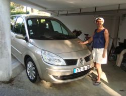 Renault Scenic Paris 13e Arrondissement