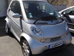 Smart Fortwo Marseille 6e Arrondissement