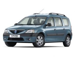 Dacia Logan Bordeaux