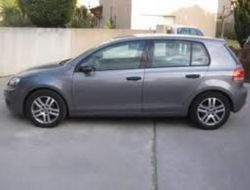 Volkswagen Golf Antibes